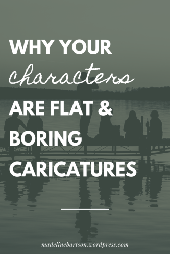 writing tips for character development & crafting complex characters